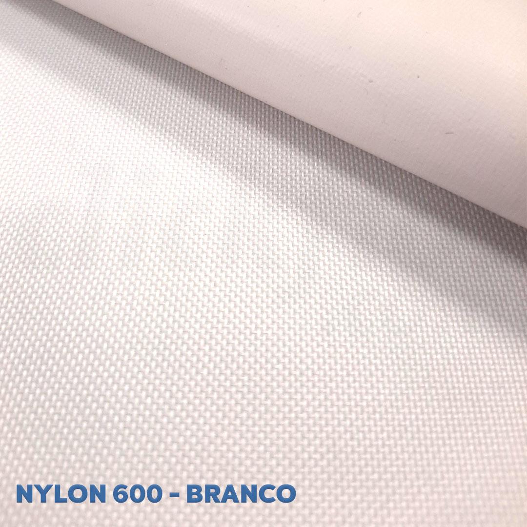 Nylon 600 cor Branco med. 0,50 x 1,50m