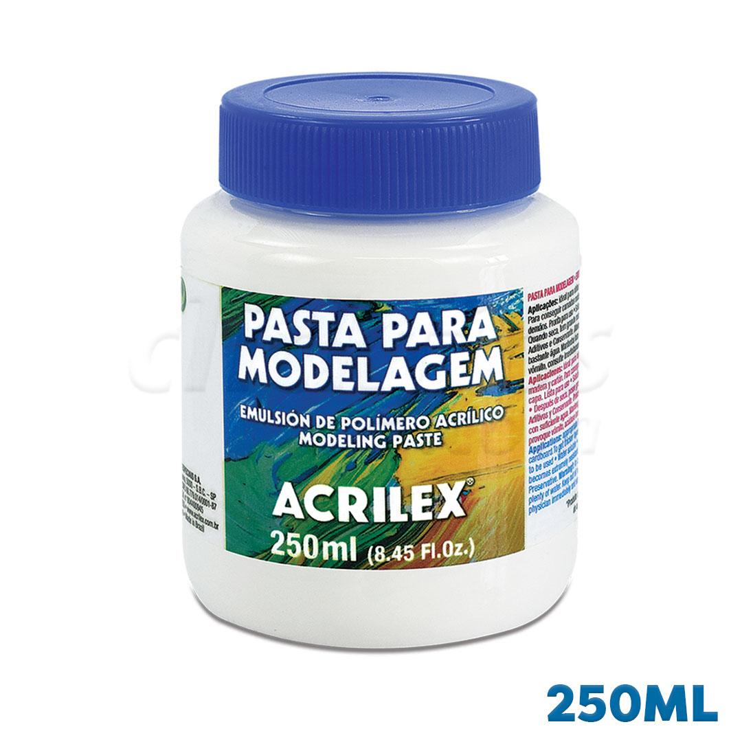 Pasta para Modelagem Acrilex 250ml Ref. 13425