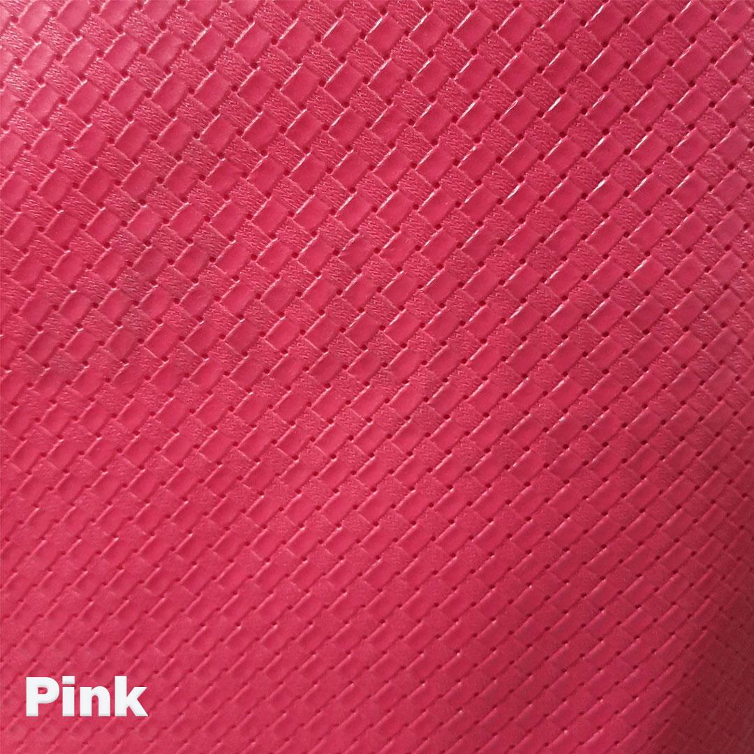 Sintético Taurus cor Pink med. 0,50 x 1,40 m