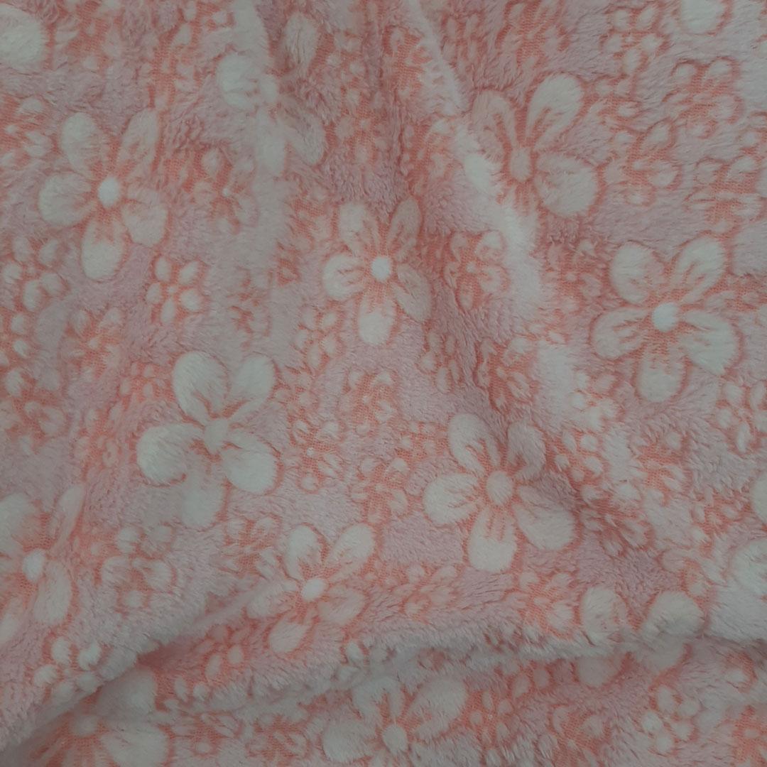 Tecido Fleece Estampado 192623 cor 244 med. 0,50 x 1,60 m