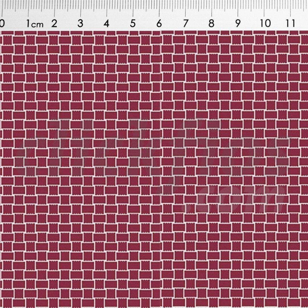 Tecido Tricoline Coleção Cestinho Des. 801 Var. 06 med. 0,50 x 1,50m Ibirapuera