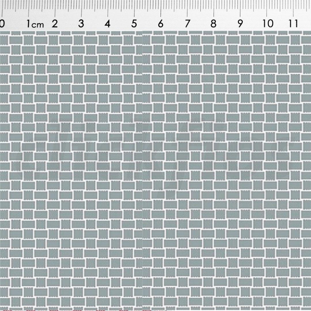 Tecido Tricoline Coleção Cestinho Des. 801 Var. 08 med. 0,50 x 1,50m Ibirapuera