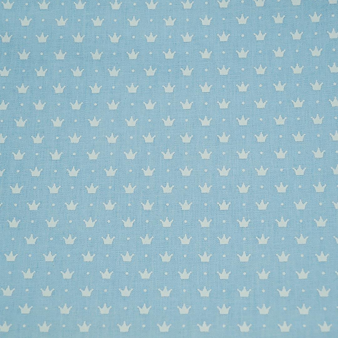 Tecido Tricoline Estampado Patchwork Essentials Coroa Pequena 41002 Cor 02 Fernando Maluhy (0,48m x 1,40m)