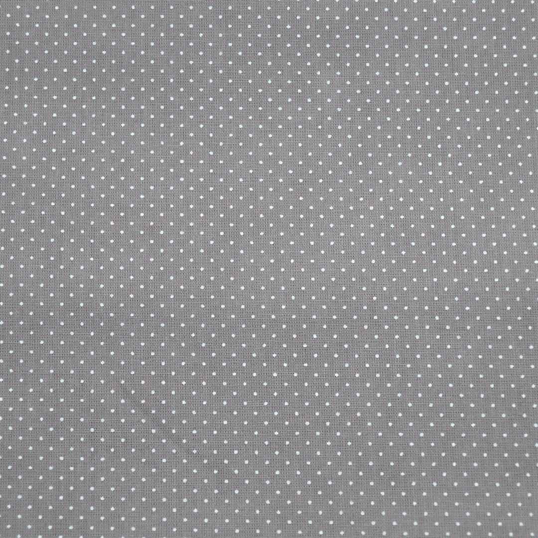 Tecido Tricoline Estampado Patchwork Essentials Micro Poá 41001 Cor 10 Fernando Maluhy (0,48m x 1,40m)
