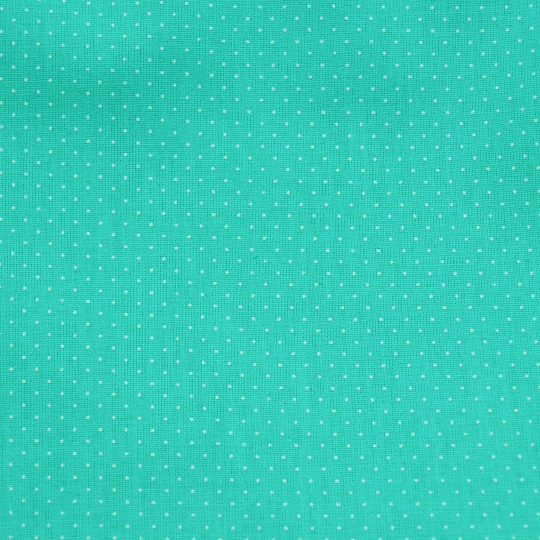 Tecido Tricoline Estampado Patchwork Essentials Micro Poá 41001 Cor 11 Fernando Maluhy (0,48m x 1,40m)