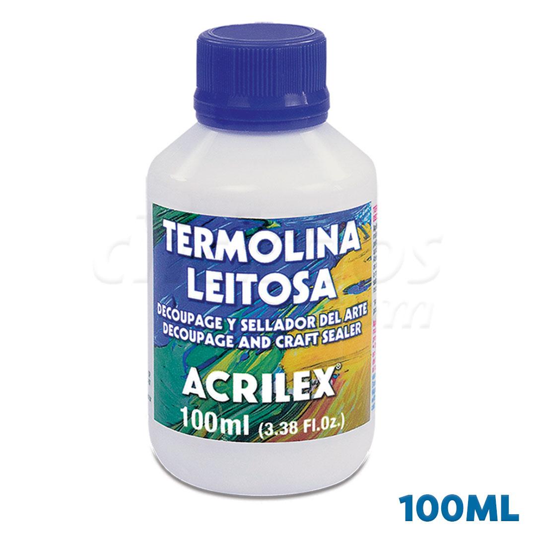 Termolina Leitosa Acrilex 100ml Ref. 16510
