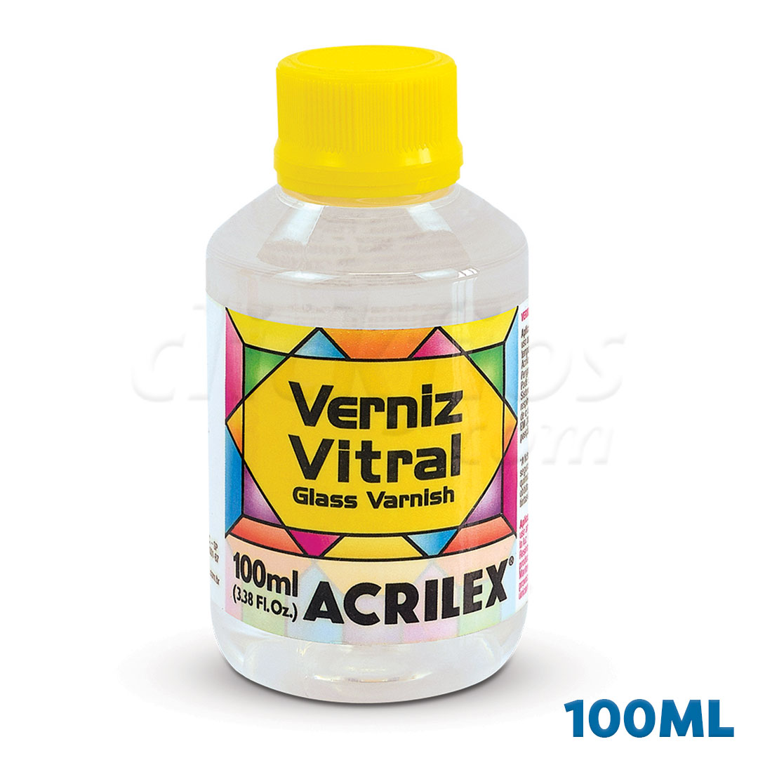 Verniz Vitral Acrilex 100ml Ref. 08110