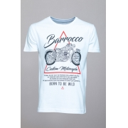 Camiseta Barrocco Custom Adventures