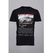Camiseta Barrocco Fusca Preta