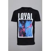 Camiseta Barrocco Loyal Preta
