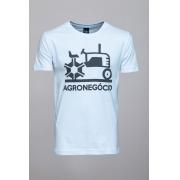 Camiseta CoolWave Agronegócio Branca
