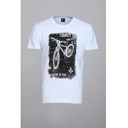 Camiseta CoolWave Bicicross Branca