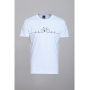 Camiseta CoolWave Bicycle Lines