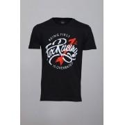 Camiseta CoolWave Fox Racin Preta