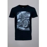 Camiseta CoolWave Harley Davidson Preta