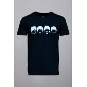 Camiseta CoolWave Liverpool's Four Preta
