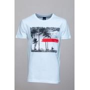 Camiseta CoolWave Looking For Waves Branca