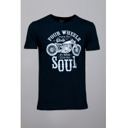 Camiseta CoolWave Move Your Soul Preta