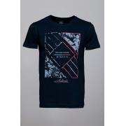 Camiseta CoolWave Reputable Brand Preta
