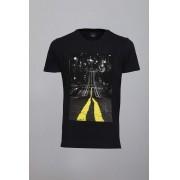 Camiseta CoolWave Streets At Night Preta