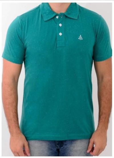 Camisa Barrocco Pólo Lisa Verde