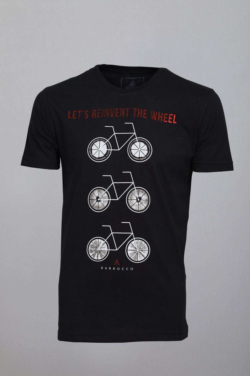 Camiseta Barrocco Bicicletas