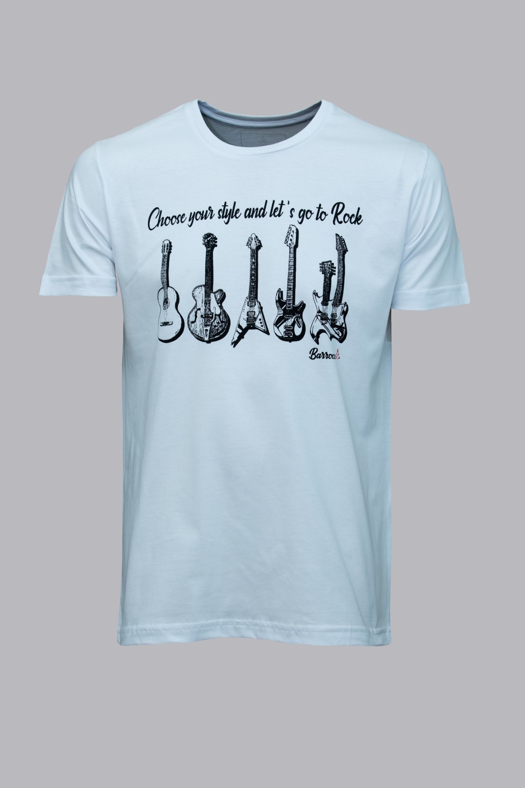 Camiseta Barrocco Choose Your Style