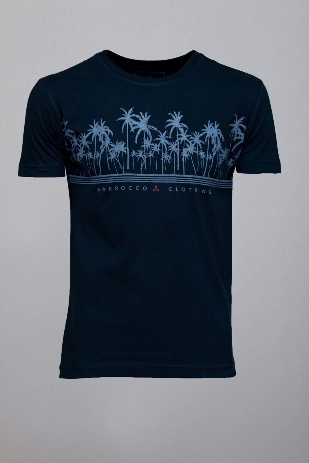 Camiseta Barrocco Coconut Palm Beach