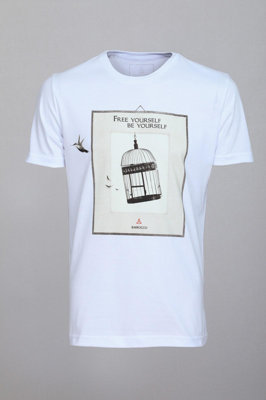 Camiseta Barrocco Free Yourself