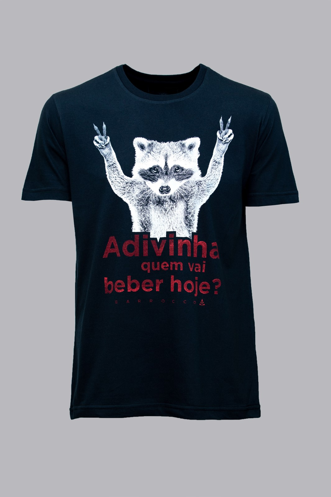 Camiseta Barrocco Guaxinim