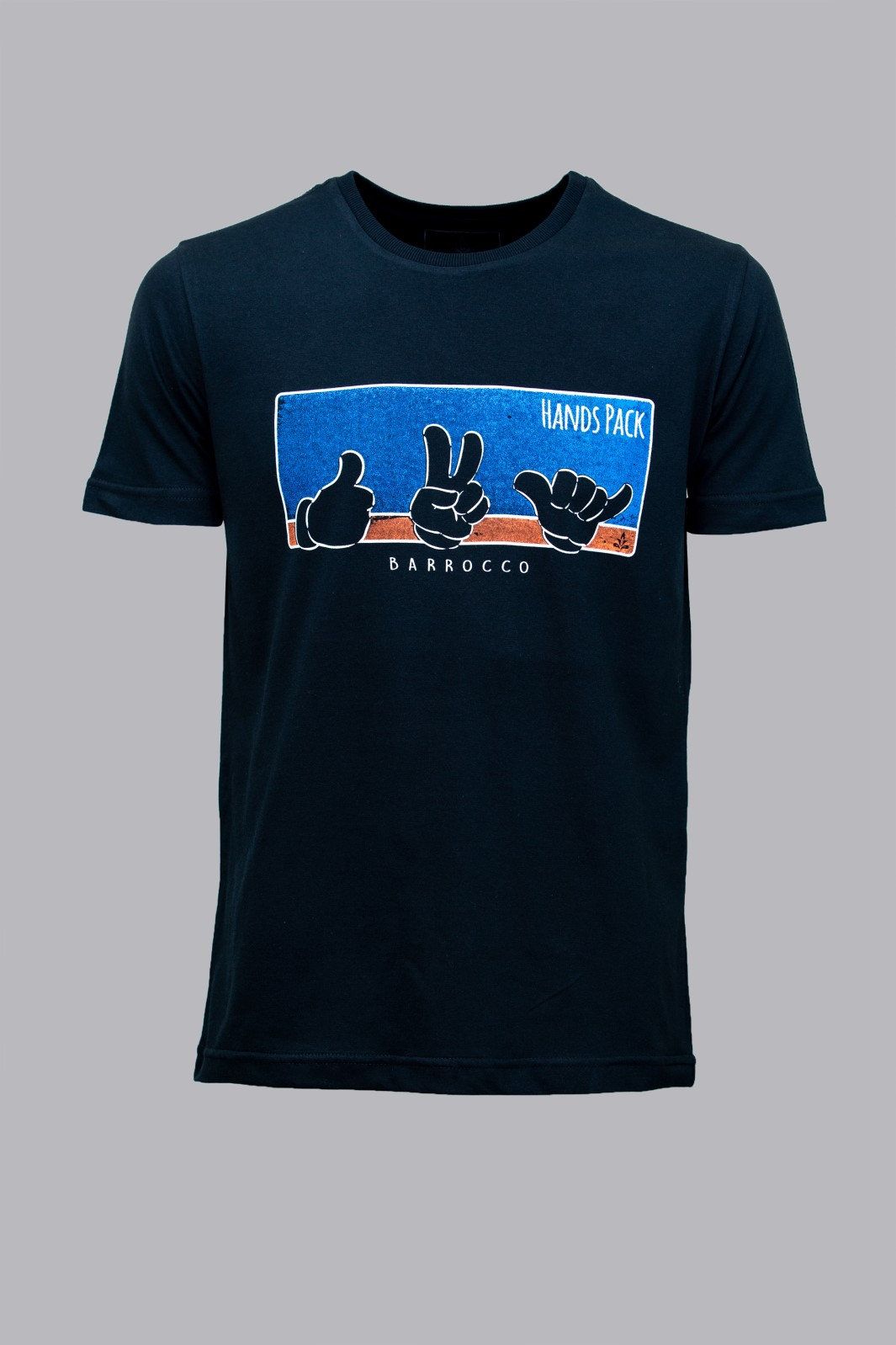 Camiseta Barrocco Hands Pack
