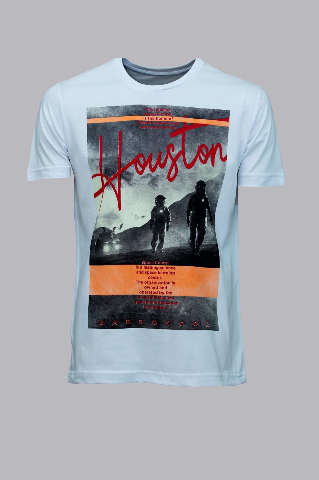 Camiseta Barrocco Houston