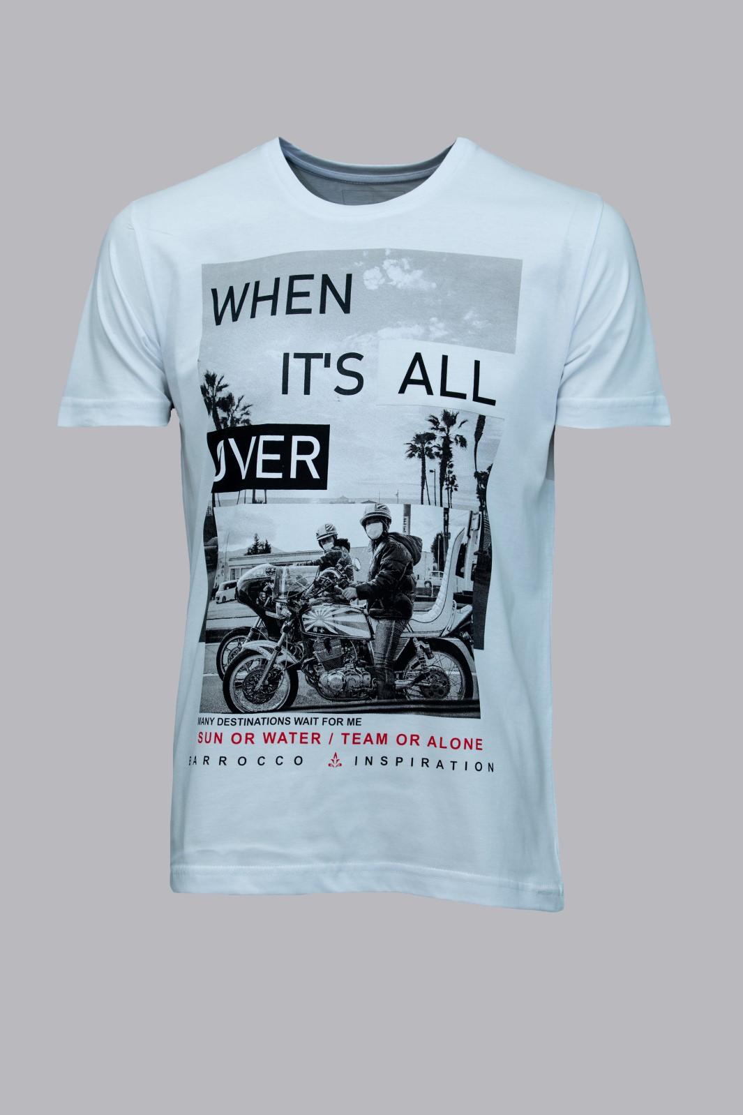 Camiseta Barrocco Inspiration