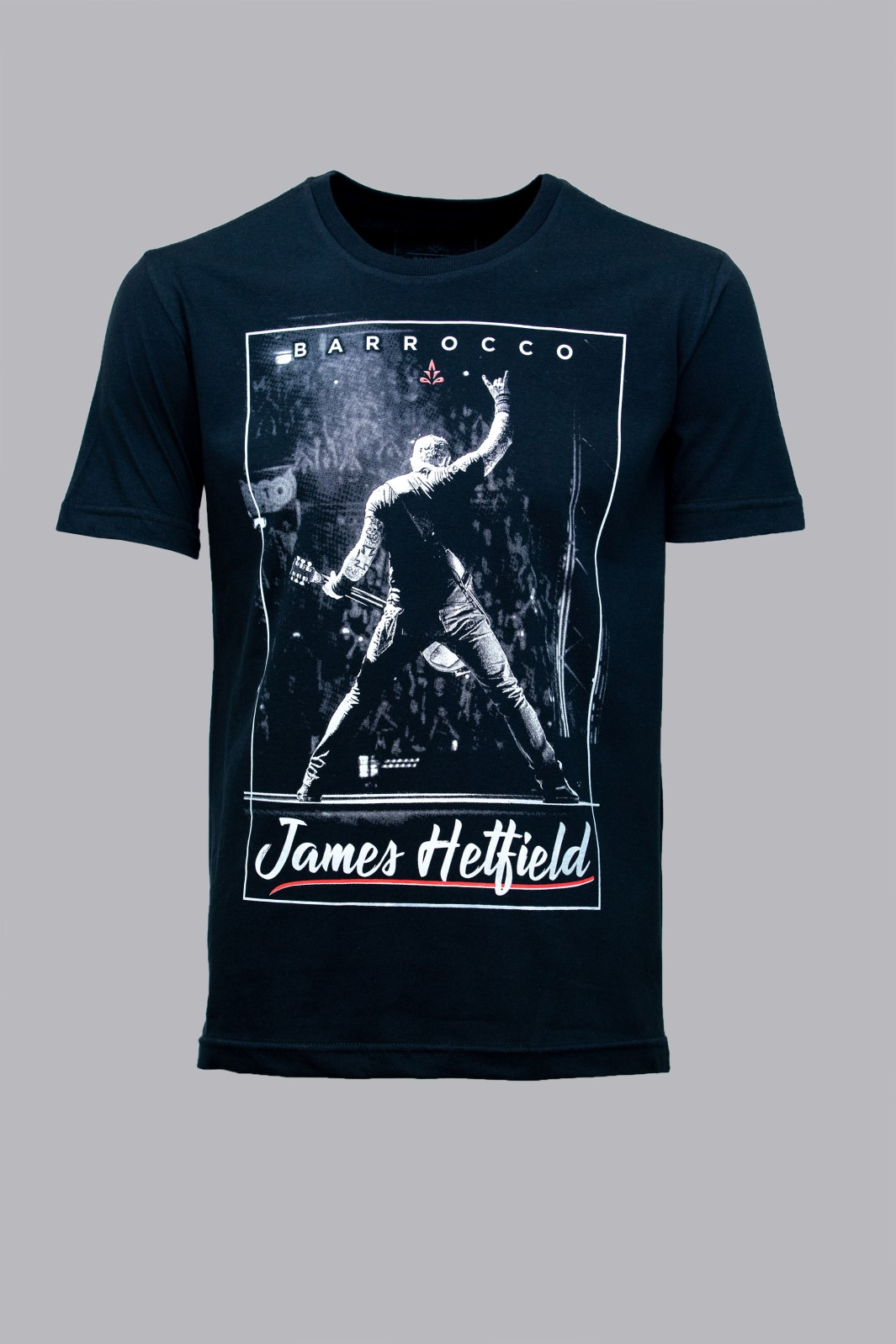 Camiseta Barrocco James Hetfield