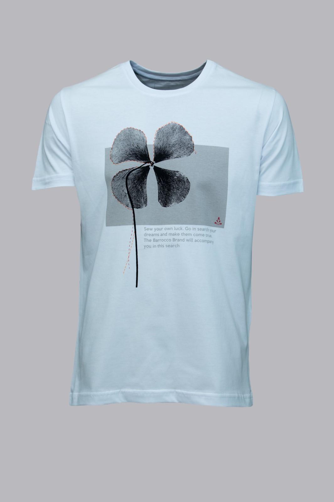 Camiseta Barrocco Luck