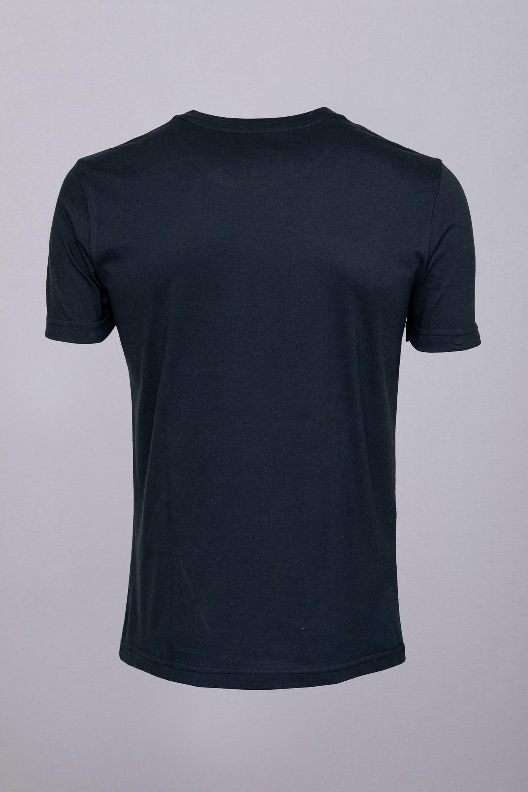 Camiseta Barrocco Palmeira Preta