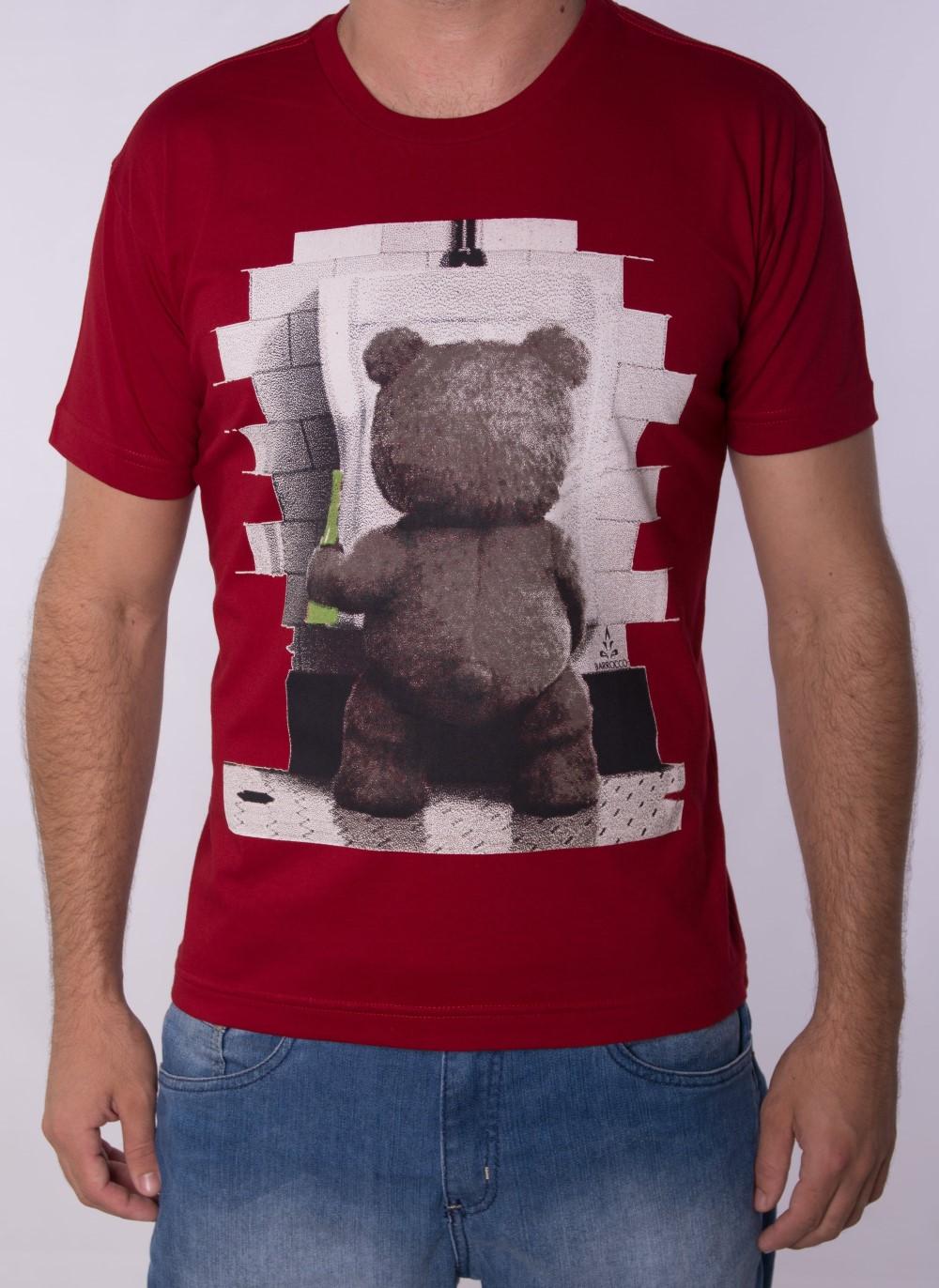 Camiseta Barrocco Ted