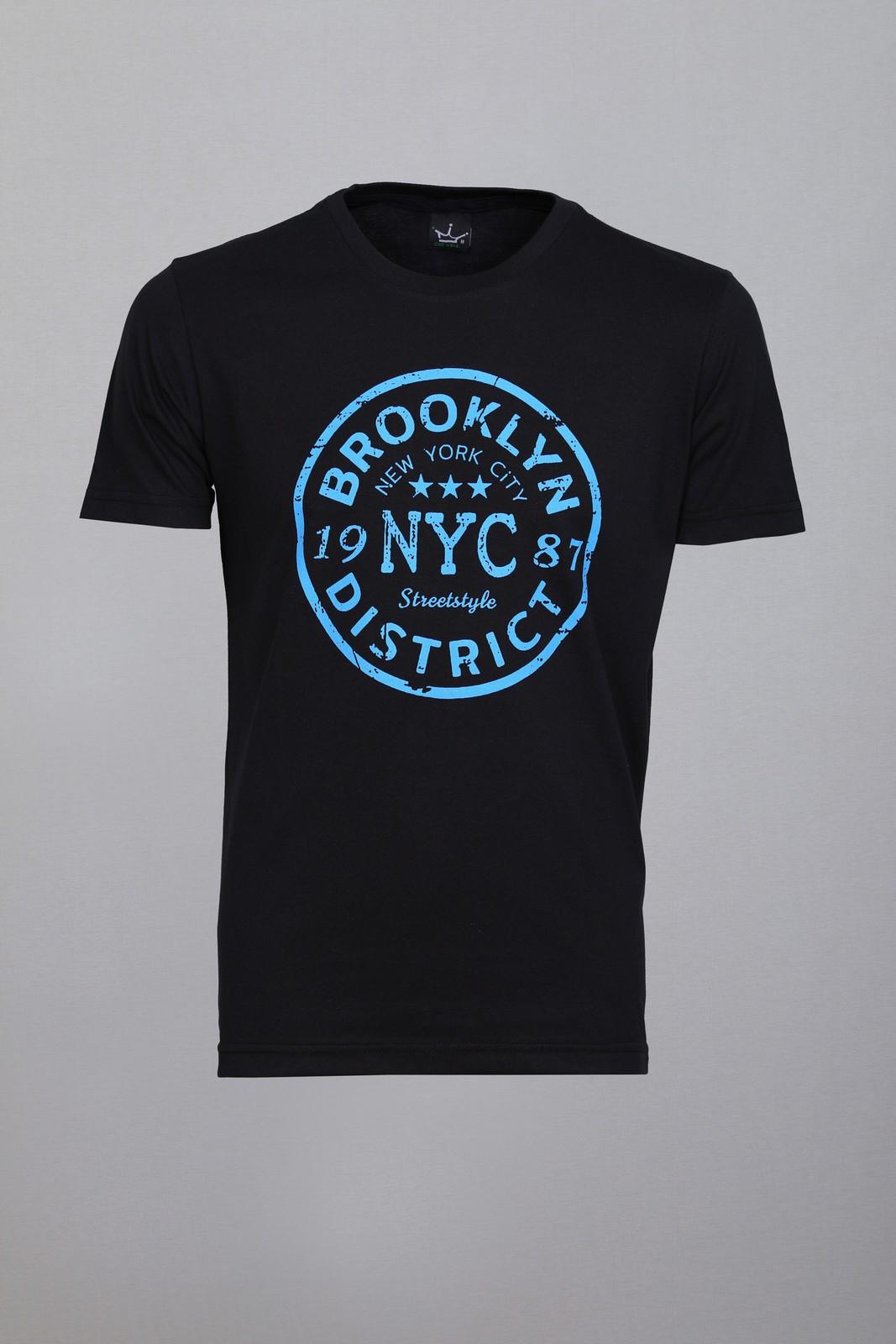 Camiseta CoolWave Brooklyn Preta