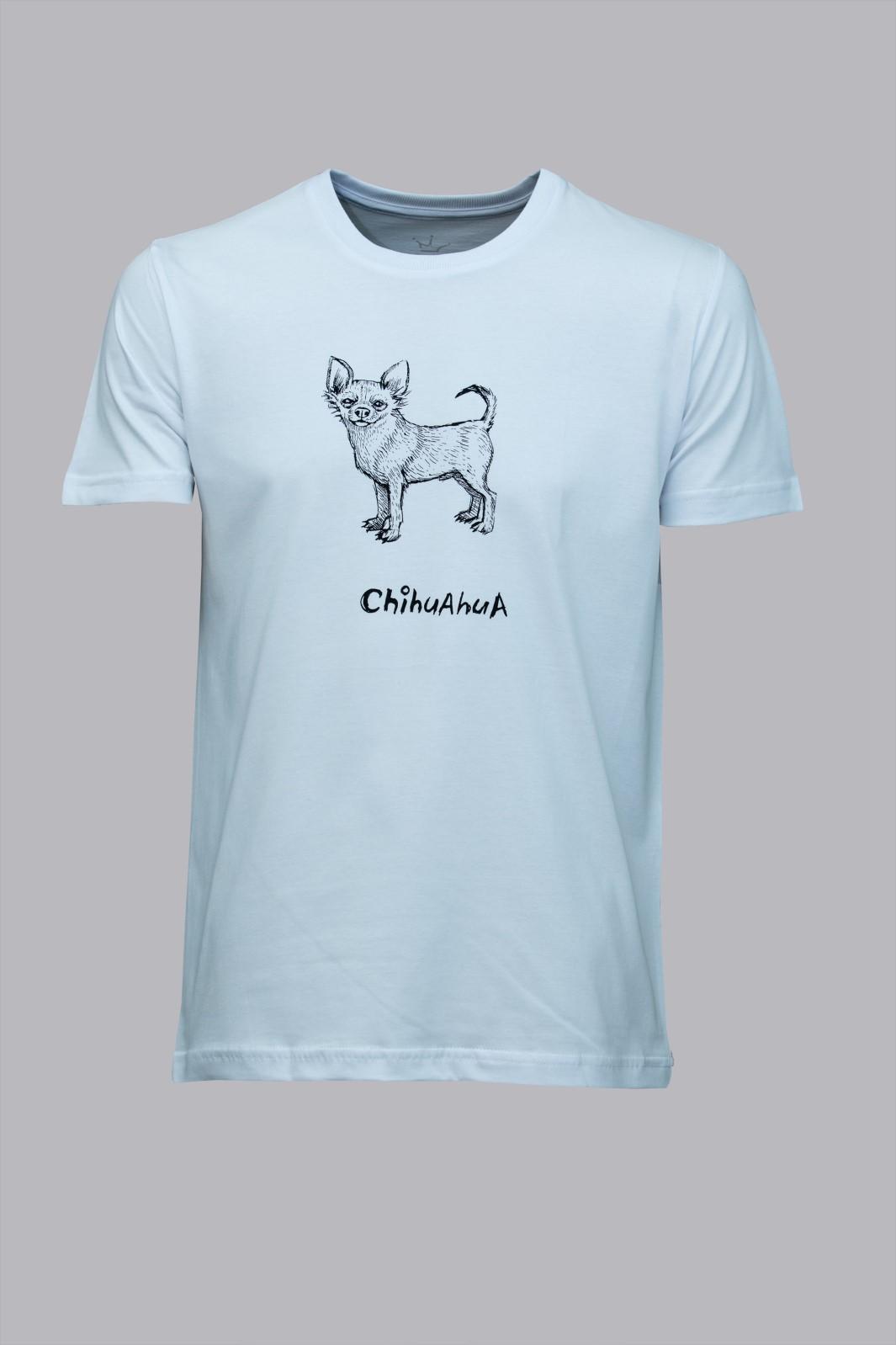 Camiseta CoolWave Chihuahua