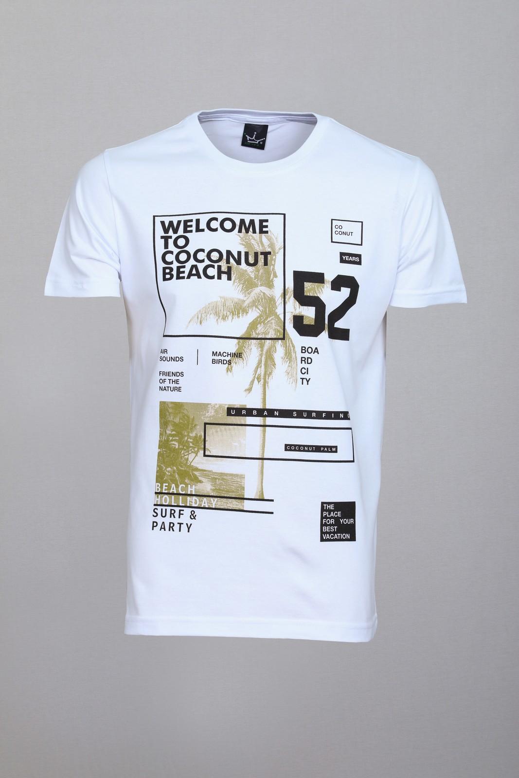 Camiseta CoolWave Coconut Beach