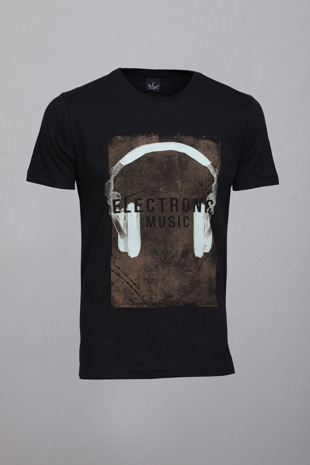 Camiseta CoolWave Electronic Music