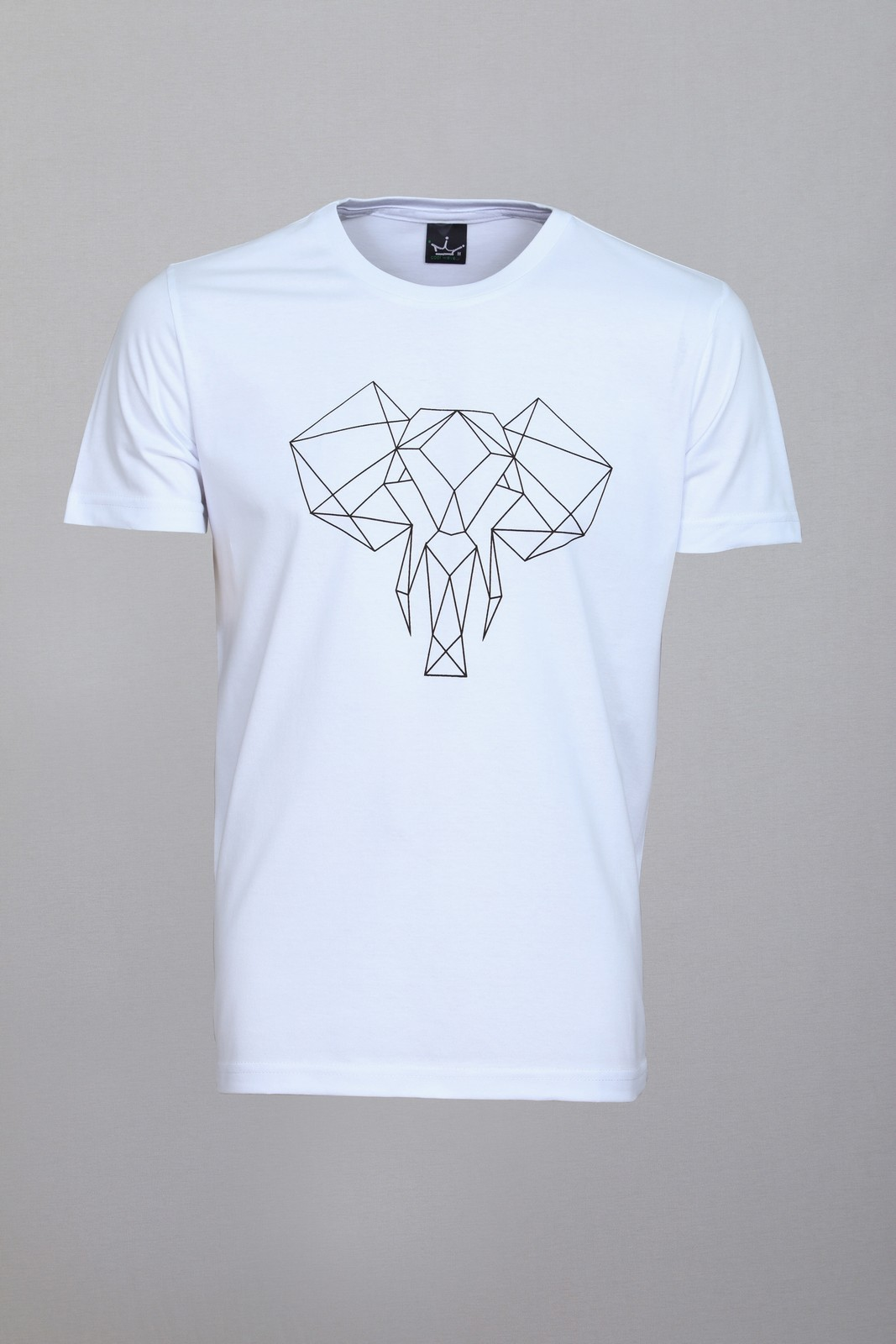 Camiseta CoolWave Elefante Branca