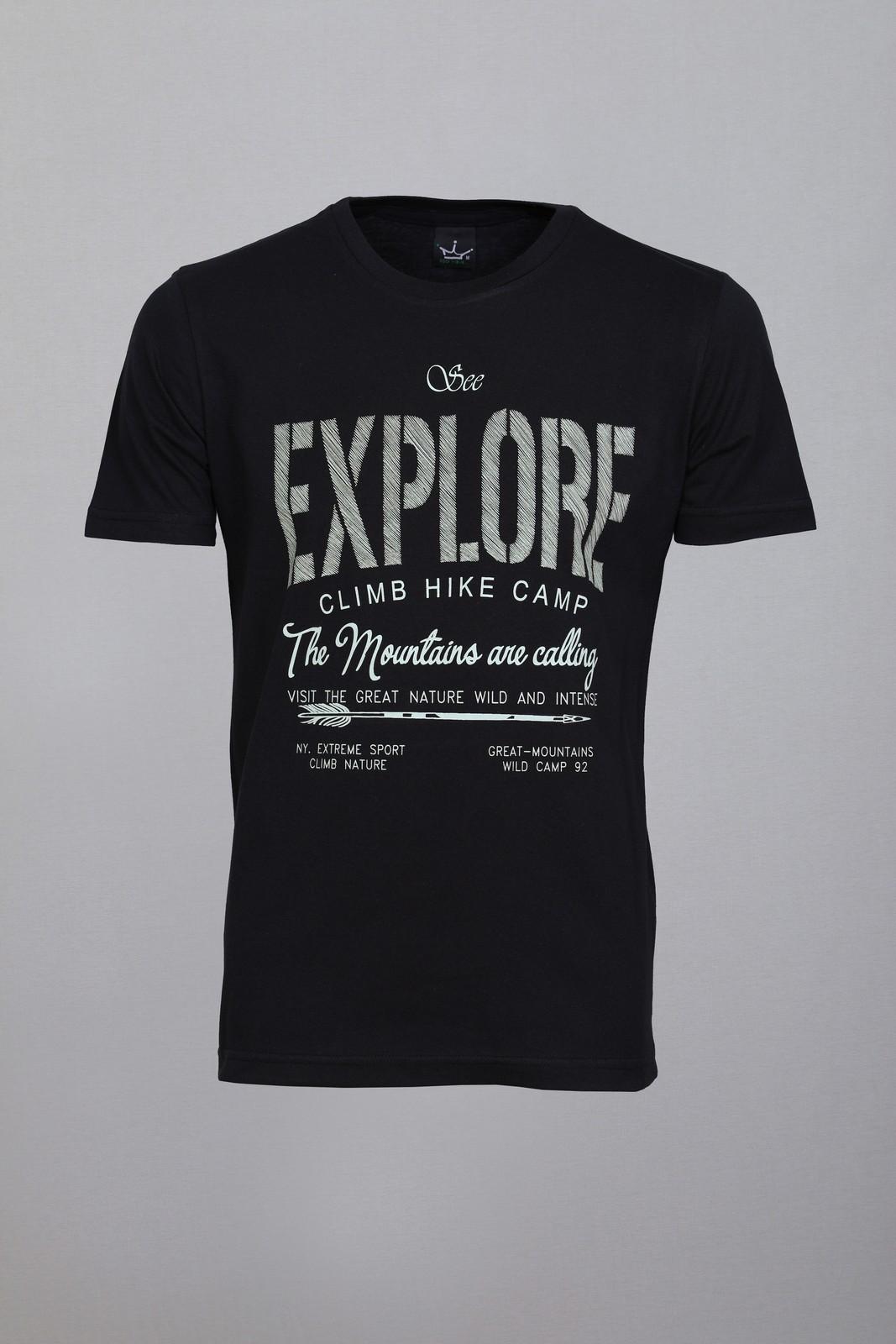 Camiseta CoolWave Explore