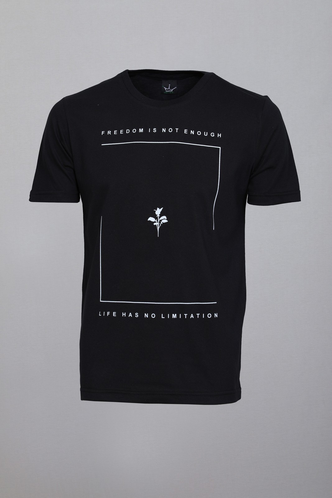 Camiseta CoolWave Liberdade Preta