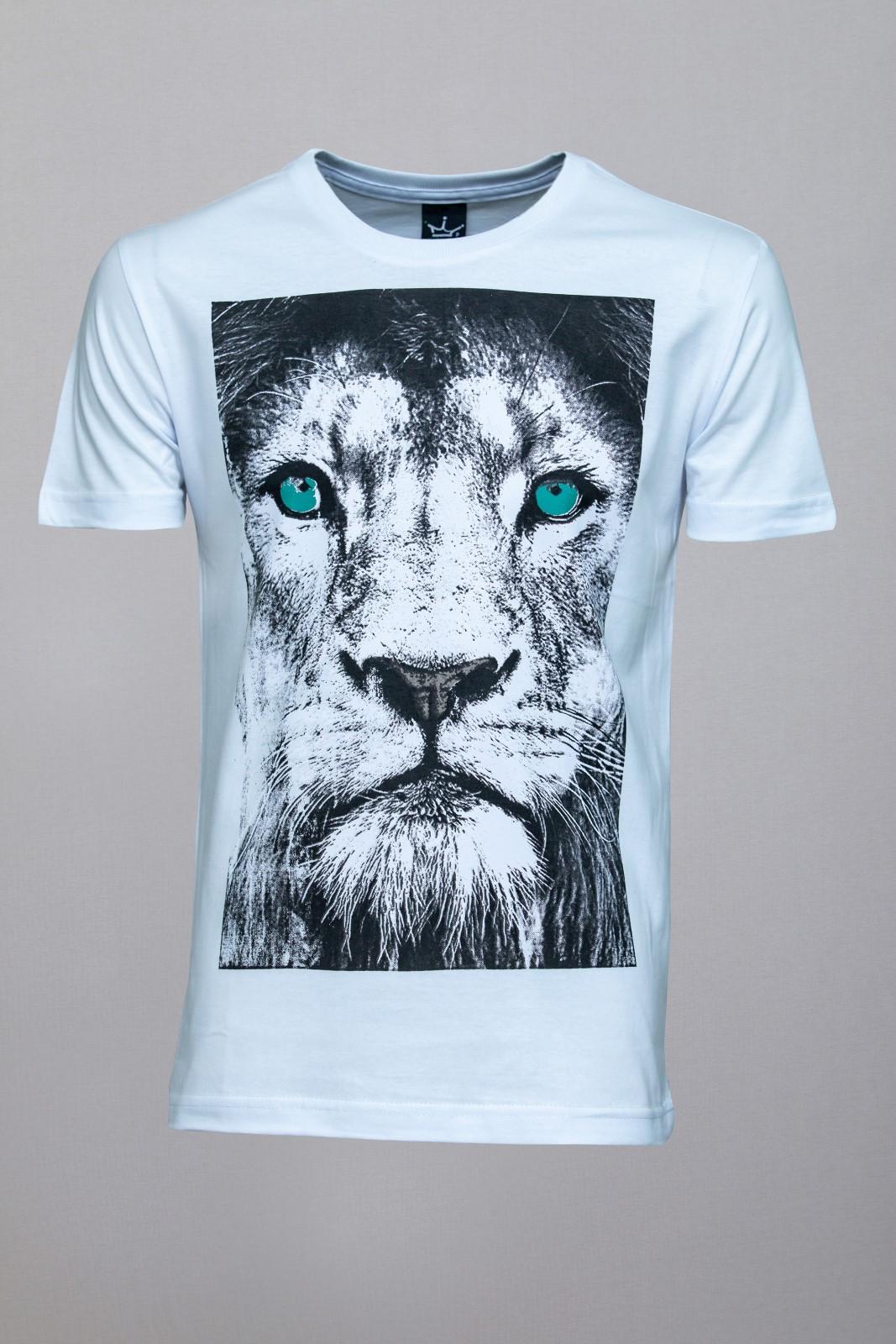 Camiseta CoolWave Lion Face