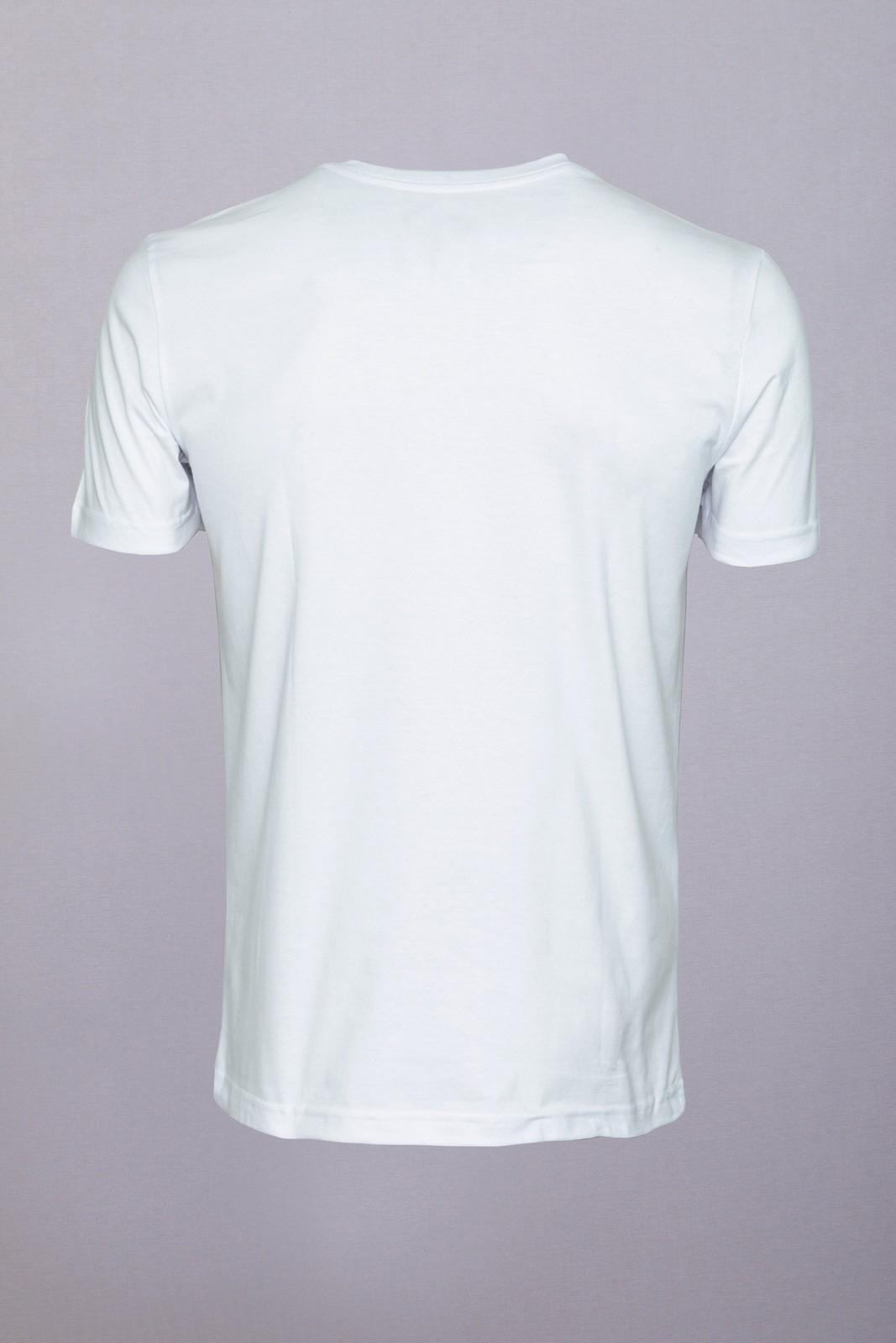 Camiseta CoolWave Maybe I'll Go, Maybe I'll Stay Branca