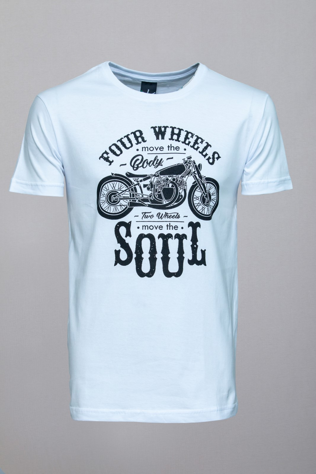 Camiseta CoolWave Move Your Soul Branca
