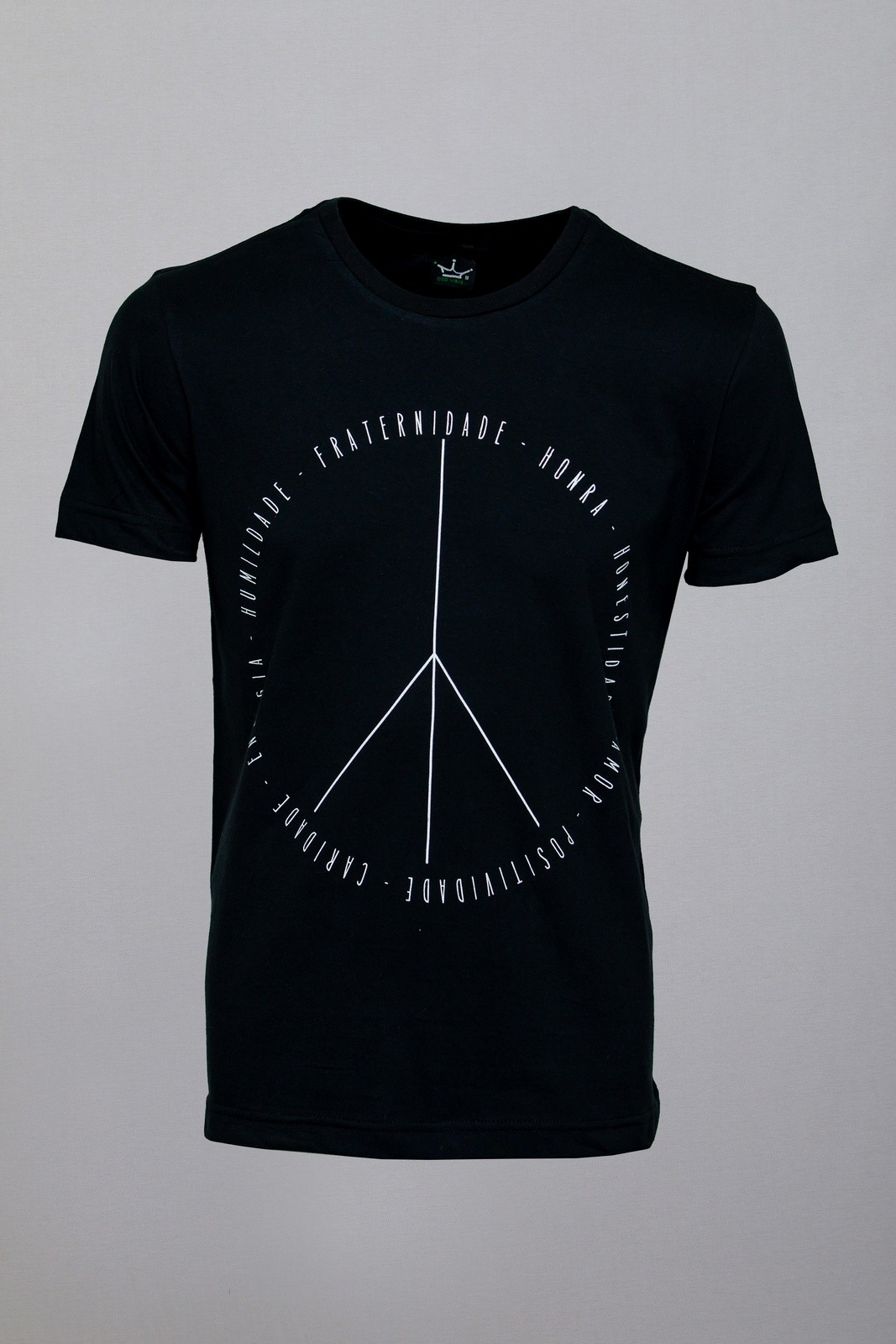 Camiseta CoolWave Principles Preta