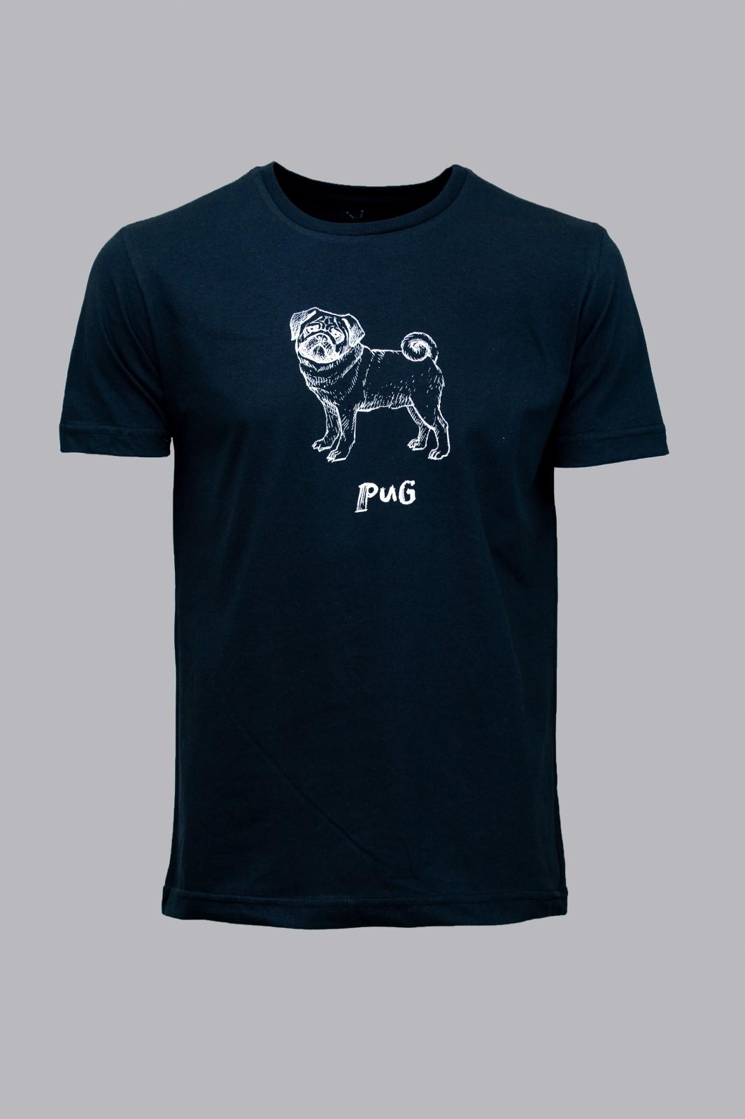 Camiseta CoolWave Pug