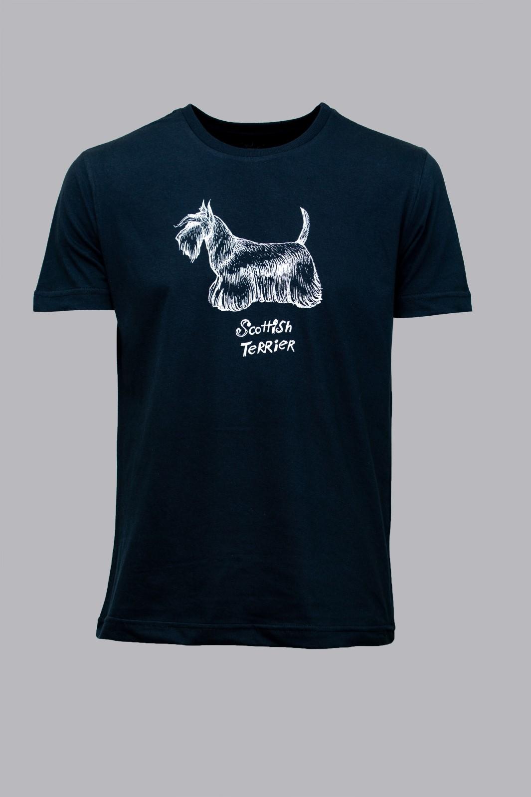 Camiseta CoolWave Scottish Terrier